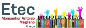 BIBLIOTECA ATIVA ETEC